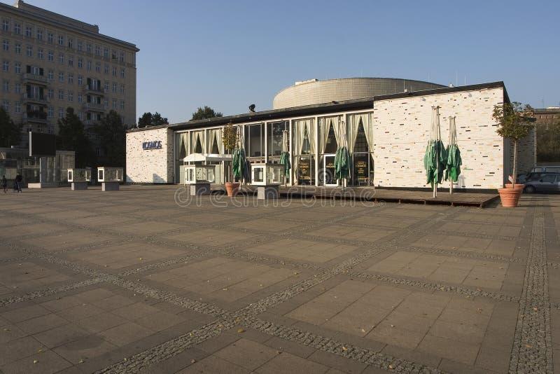 Cinema em Berlim fotos de stock