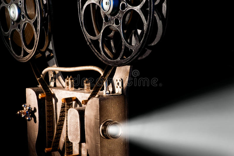 Download Cinema stock photo. Image of entertainment, projection - 30569926
