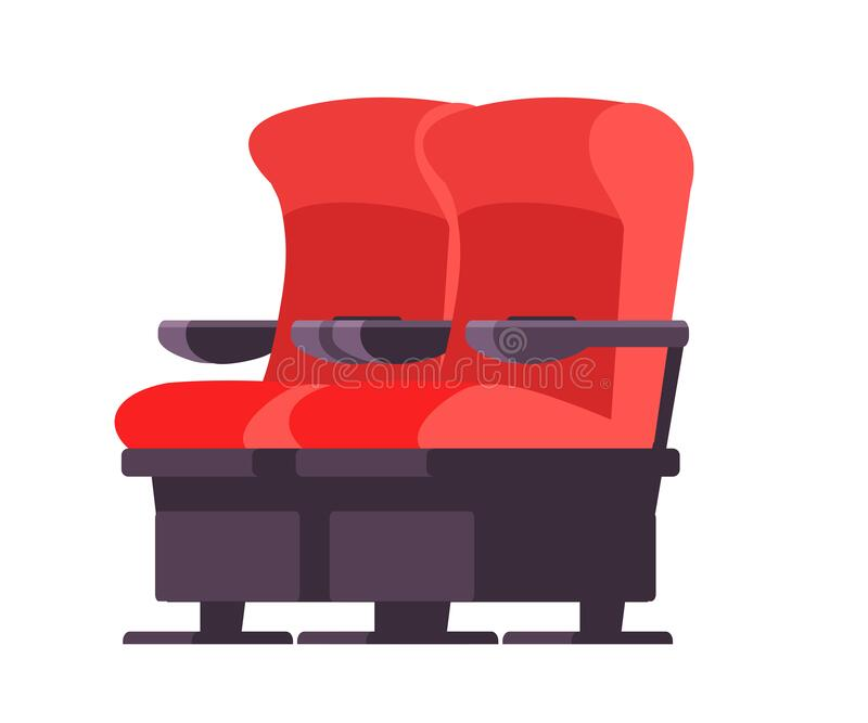 Red Cinema Seat Isolated Stock Illustrations 820 Red Cinema Seat Isolated Stock Illustrations Vectors Clipart Dreamstime