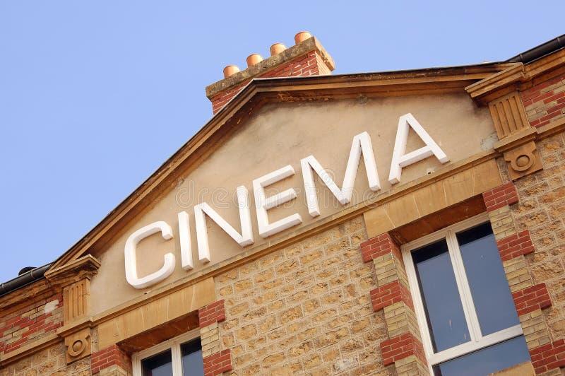 Cinema royalty free stock photos