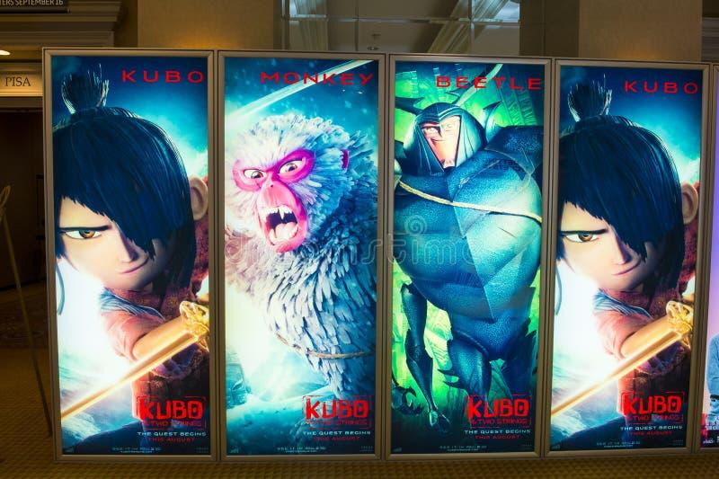 CinemaCon 2016 images libres de droits