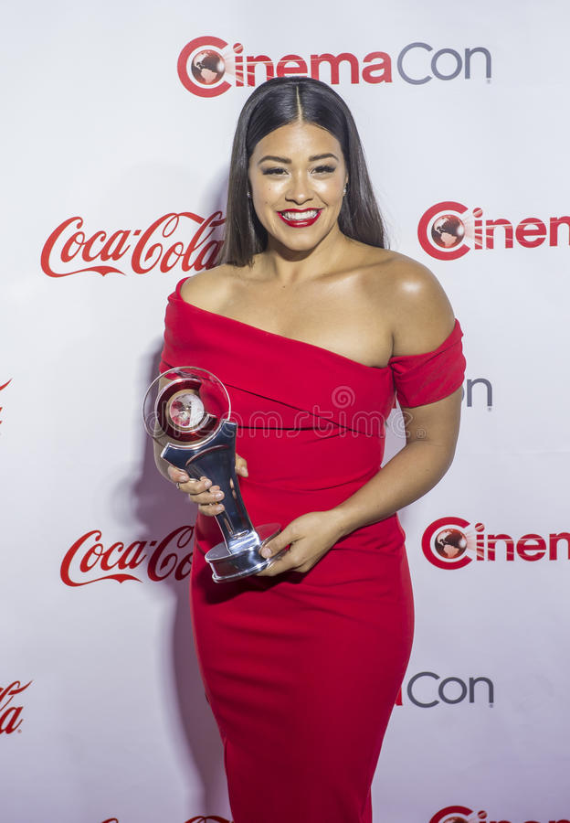 CinemaCon 2016 zdjęcia stock