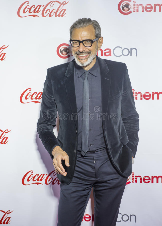 CinemaCon 2016 - Duzi Parawanowi nagroda za osiągnięcia zdjęcia royalty free