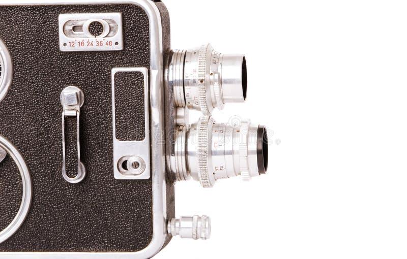 Cinematografia dell'annata fotografia stock libera da diritti