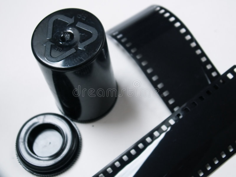 Cinematografia-pellicola fotografie stock libere da diritti
