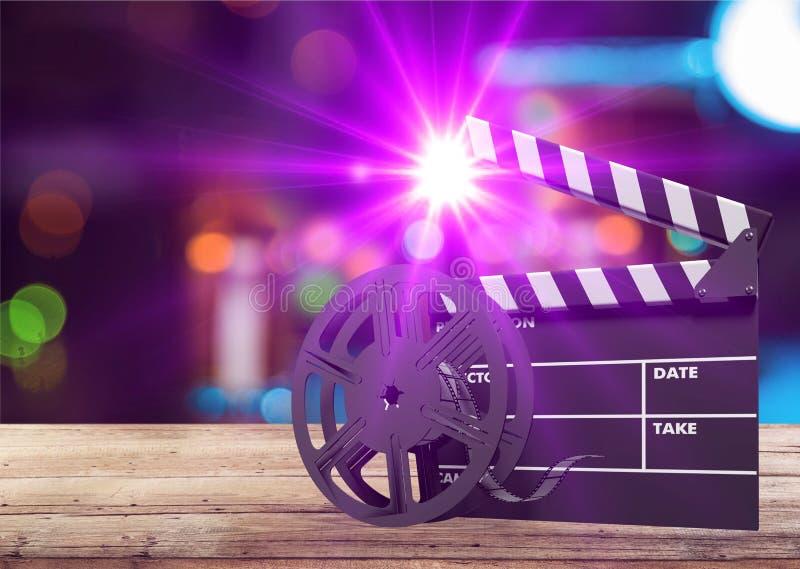 cinematografo immagini stock libere da diritti
