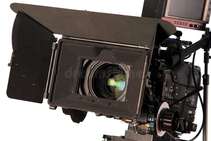 cinematograph камеры стоковые изображения
