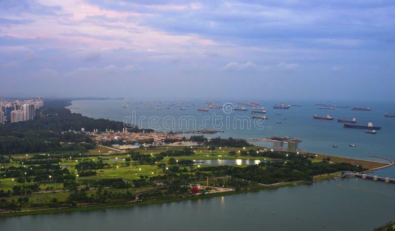 Cingapura foto de stock royalty free