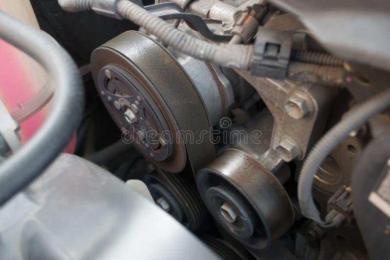 Cinghia automobilistica fotografia stock