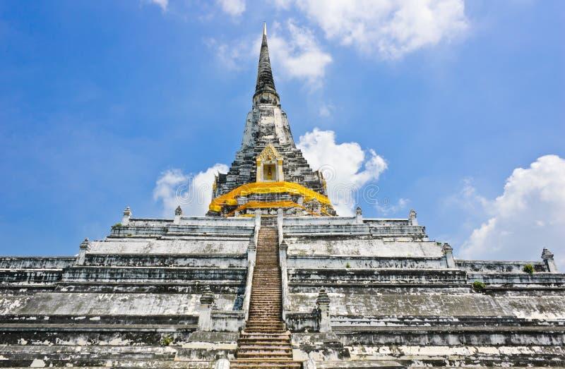 Cinghia di Chedi Phu Khao fotografie stock