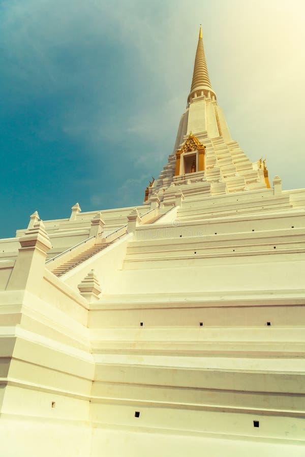 Cinghia di Wat Phu Khao fotografia stock libera da diritti