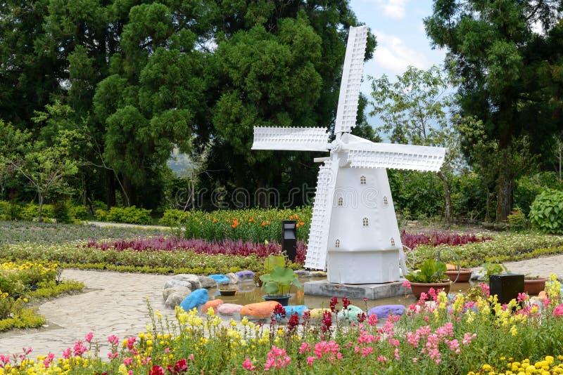 Cingjing lantgård i Taiwan arkivbilder