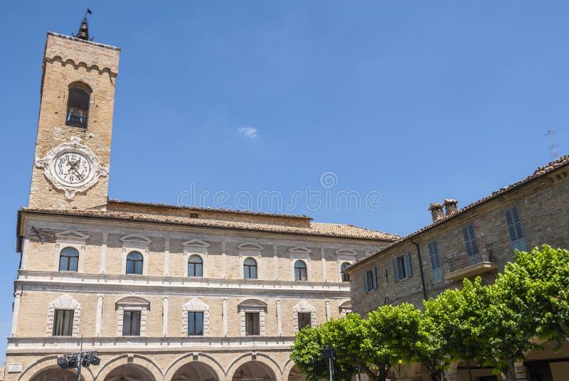 CIngoli (3月,意大利) 免版税库存图片