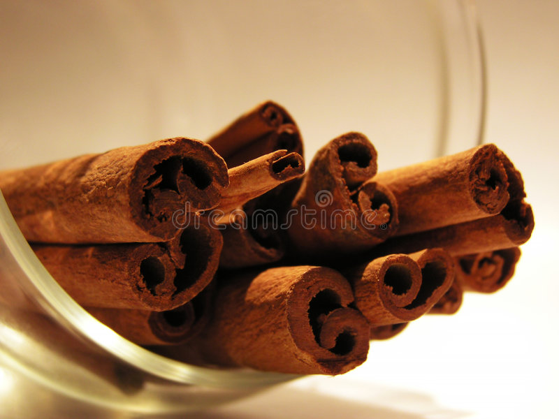 Cinnamon royalty free stock photos