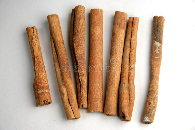 Download Cinnamon stock photo. Image of spice, bark, brown, wood - 158824