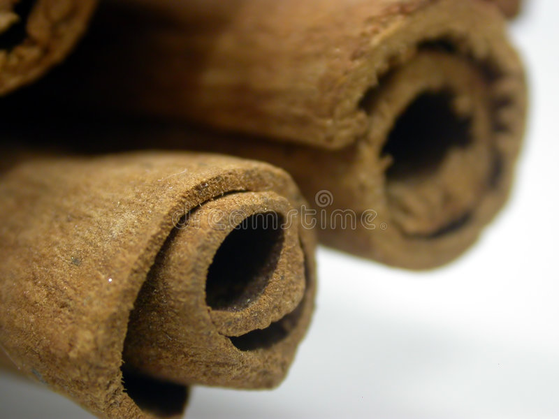 Download Cinnamon stock image. Image of roulade, bark, cook, background - 1702089