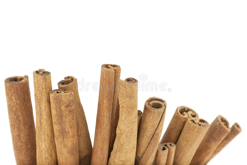 Download Cinnamon stock photo. Image of isolated, brown, freshness - 22541976
