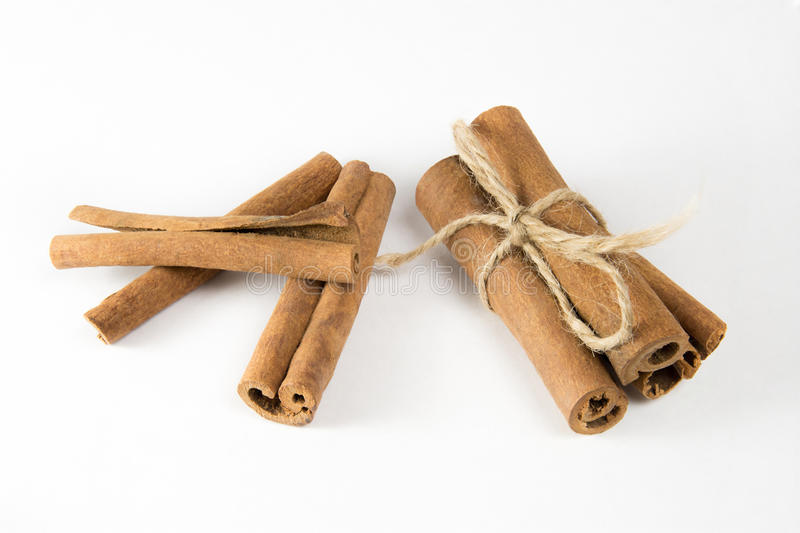 Cinnamon Bundle stock image
