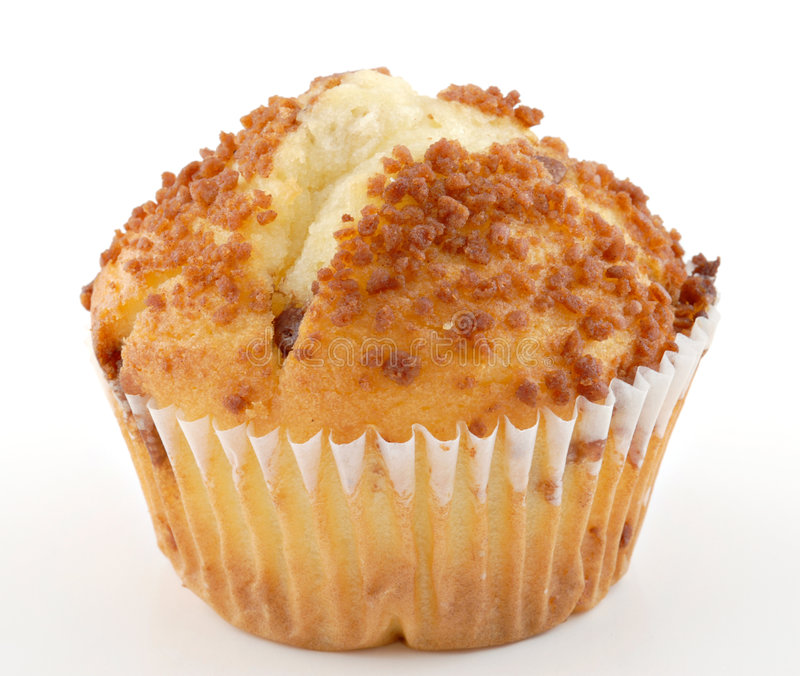 Cinnamon Muffin royalty free stock photography
