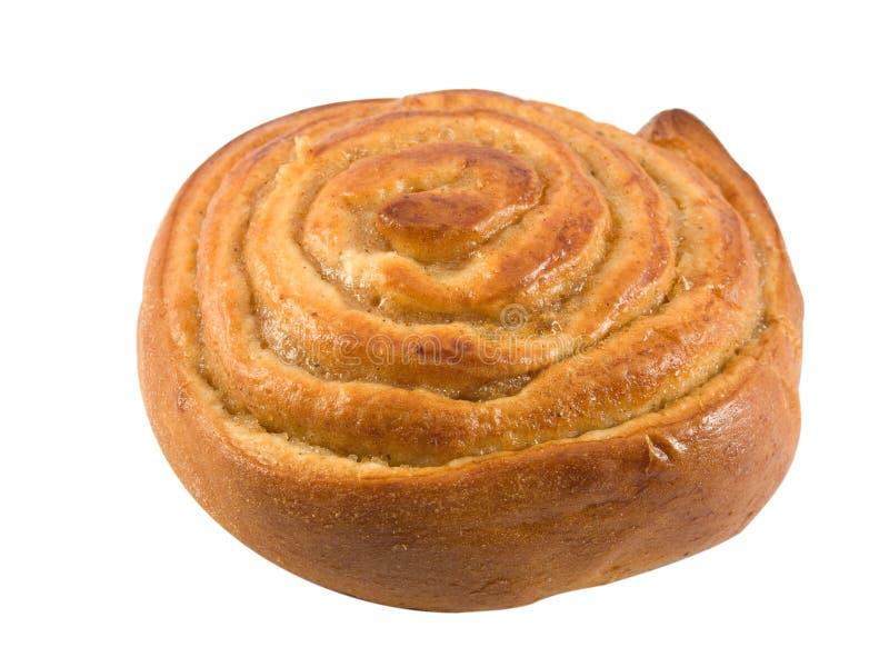 Cinnamon pastry stock photo