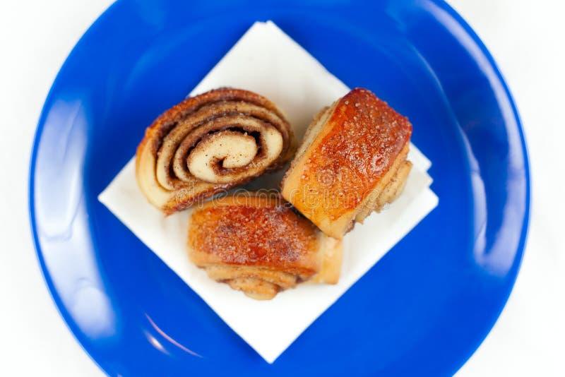 Download Cinnamon Rolls stock photo. Image of brown, edible, spiral - 13962042