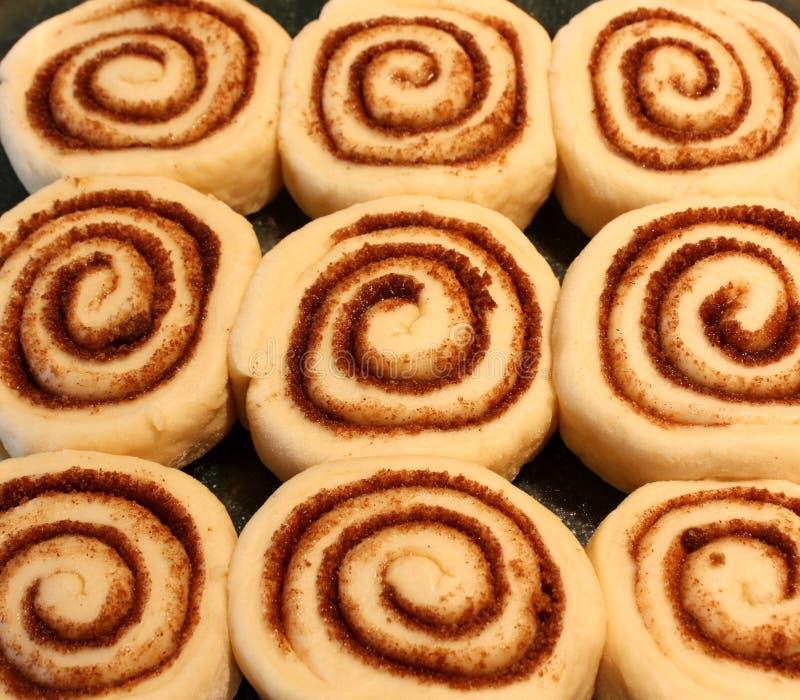 Download Cinnamon Rolls stock photo. Image of baking, bake, spice - 15294174