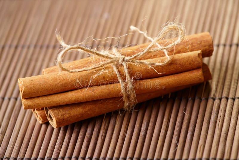 Download Cinnamon sticks stock image. Image of cord, herb, seasoning - 12733379