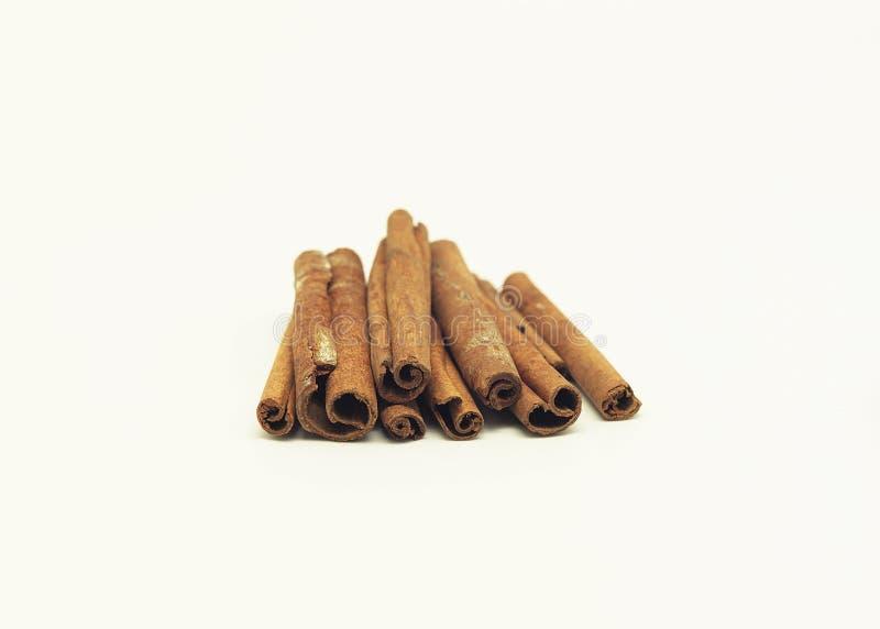 Download Cinnamon sticks stock photo. Image of white, spicy, kitchen - 13029008