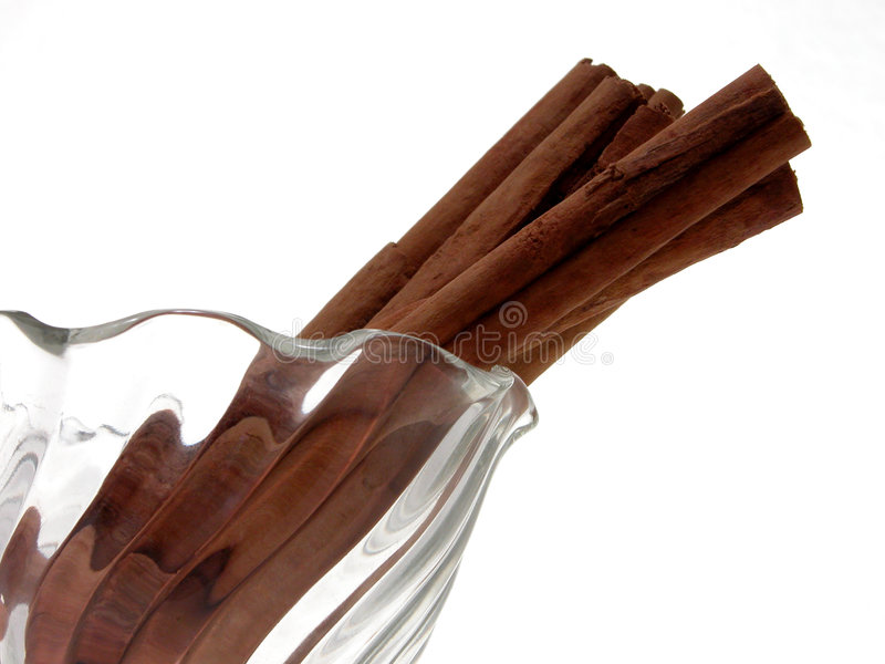 Download Cinnamon Sticks stock photo. Image of cook, season, bowl - 18412