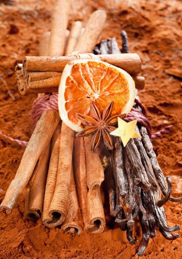 Download Cinnamon and vanilla stock photo. Image of fall, pics - 23555820