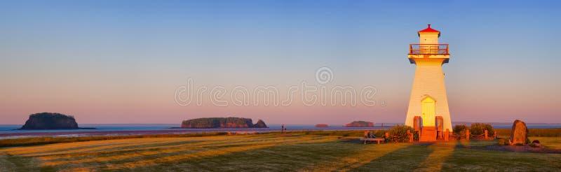 Cinque isole, Nova Scotia fotografia stock