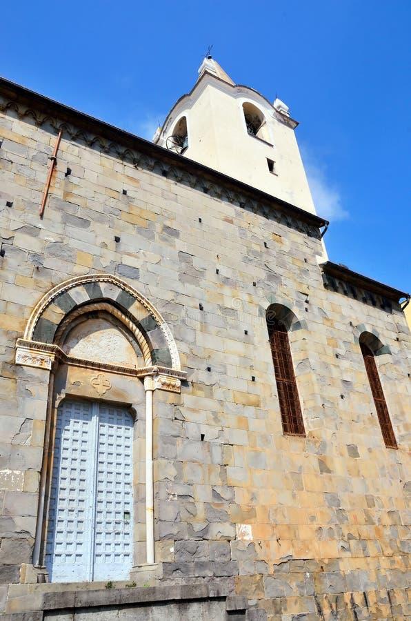 Cinque Terre, Италия стоковая фотография
