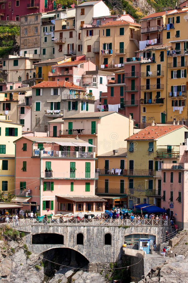 Download Cinque Terre, Italy stock photo. Image of italian, historical - 11370202