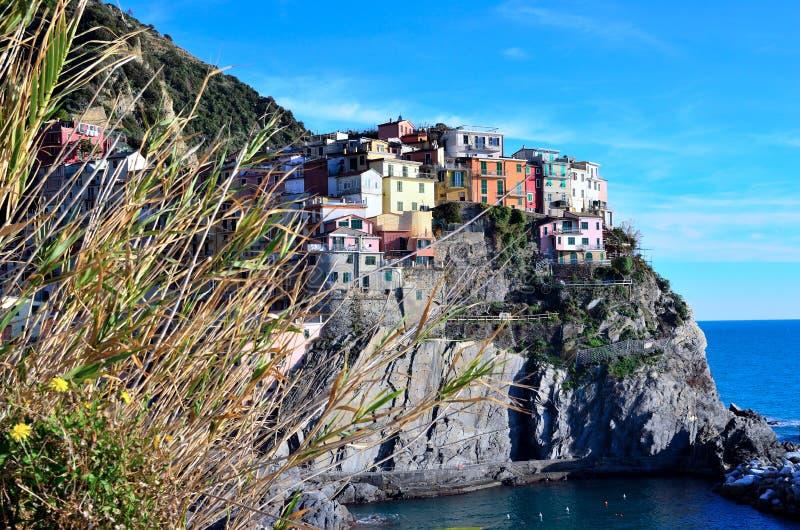 Download Cinque Terre, Italy - Manarola Stock Image - Image: 28856833