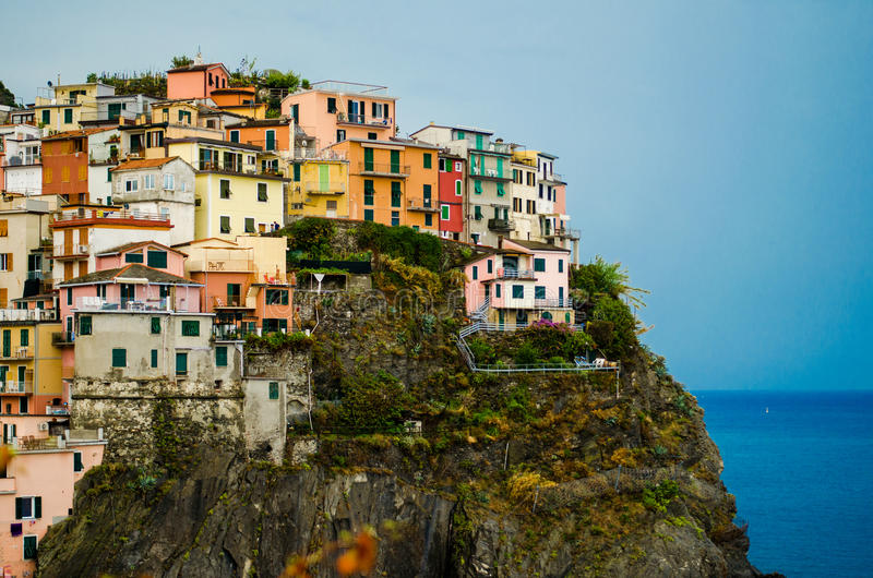 Cinque Terre- Italy royalty free stock photo