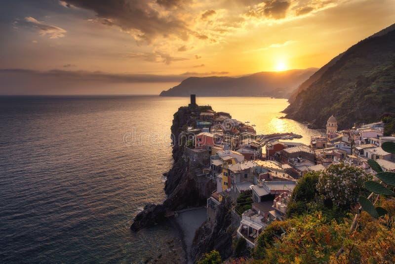 Cinque Terre, It?lia fotos de stock royalty free