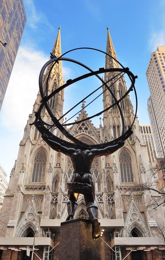 Cinquième Avenue à New York City Manhattan photographie stock