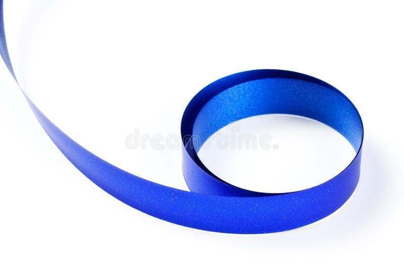 Cinta azul fotografía de archivo libre de regalías