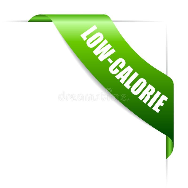 Cinta baja en calorías del vector stock de ilustración