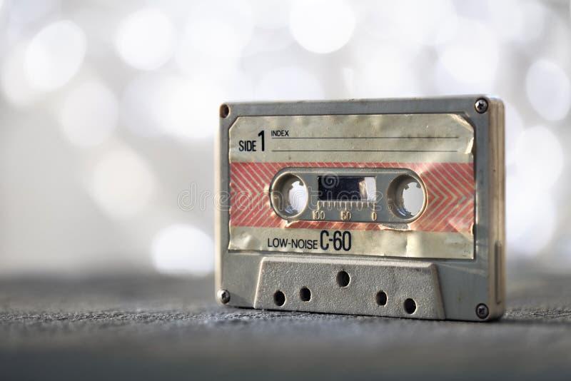 Cinta de audio foto de archivo