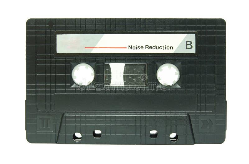 Cinta de cassette aislada foto de archivo libre de regalías