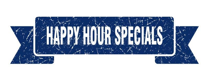 cinta de los specials de la hora feliz libre illustration