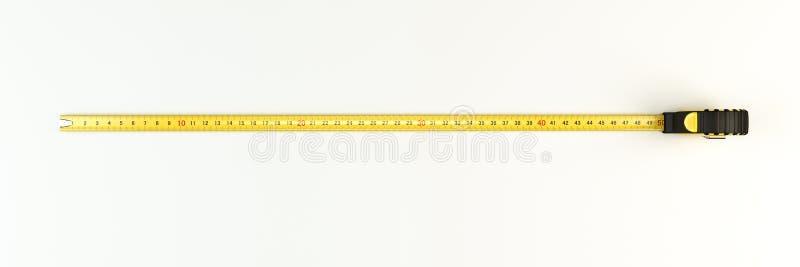 Cinta de medición libre illustration