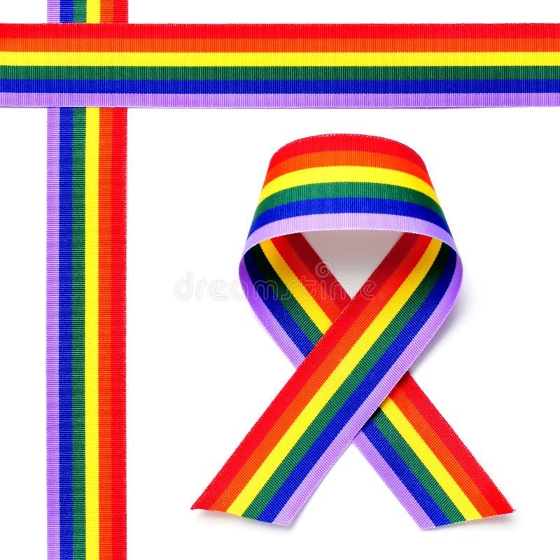 Download Cinta del arco iris foto de archivo. Imagen de represión - 41910150