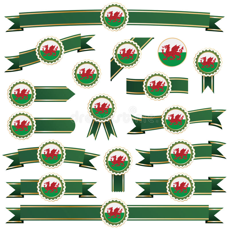 Cintas de País de Gales libre illustration