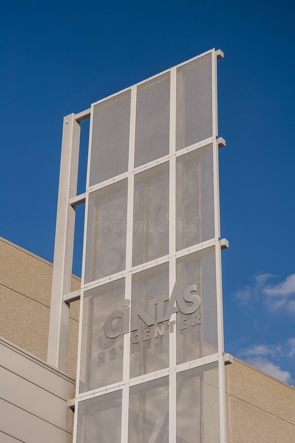 Cintascentrum - Xavier University - Cincinnati, Ohio stock fotografie