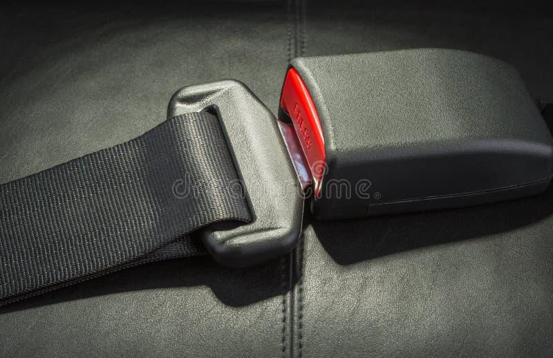 Cinturón de seguridad fotografía de archivo