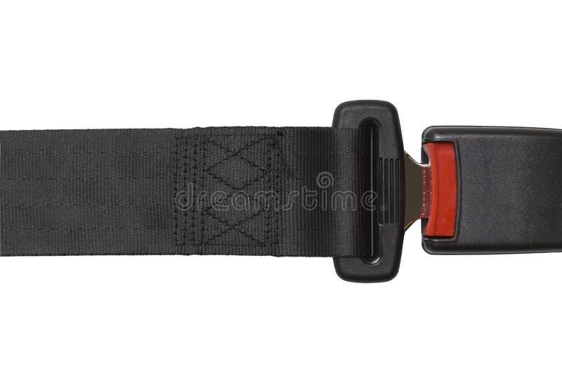 Cinturón de seguridad imagen de archivo libre de regalías