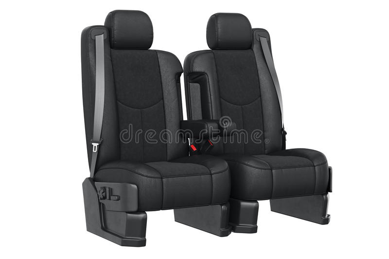 Cinturón de seguridad del asiento de carro libre illustration
