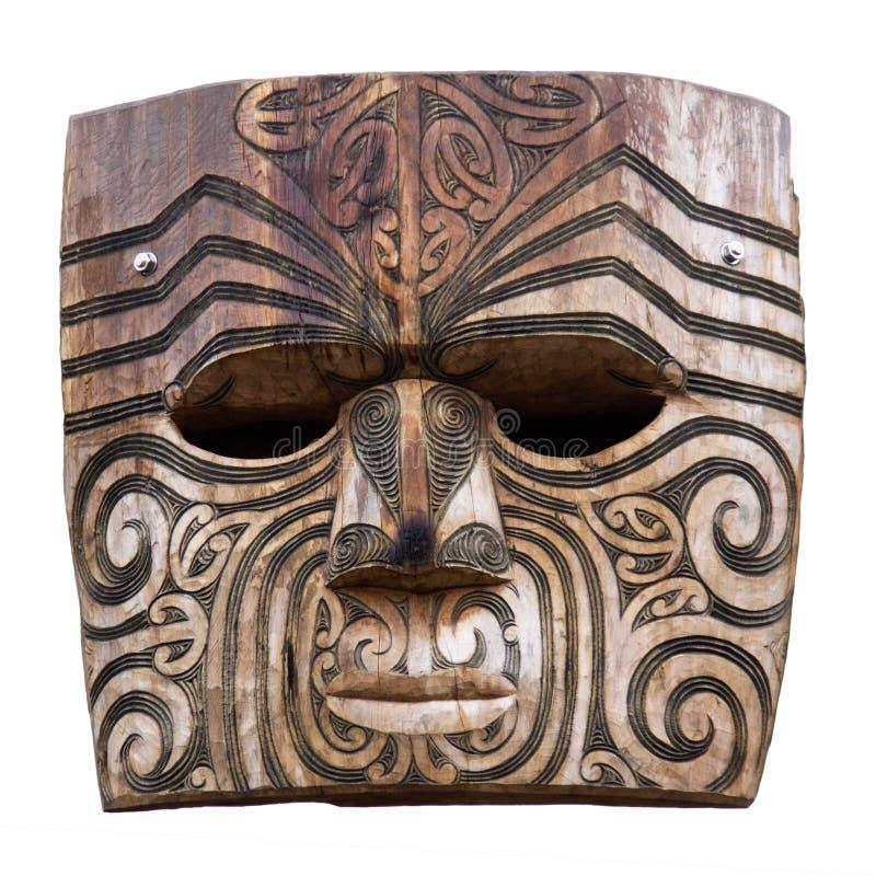 Cinzeladura maori imagens de stock royalty free